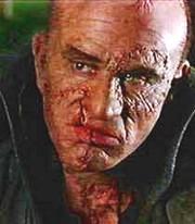 Robert De Niro as Frankenstein's monster.