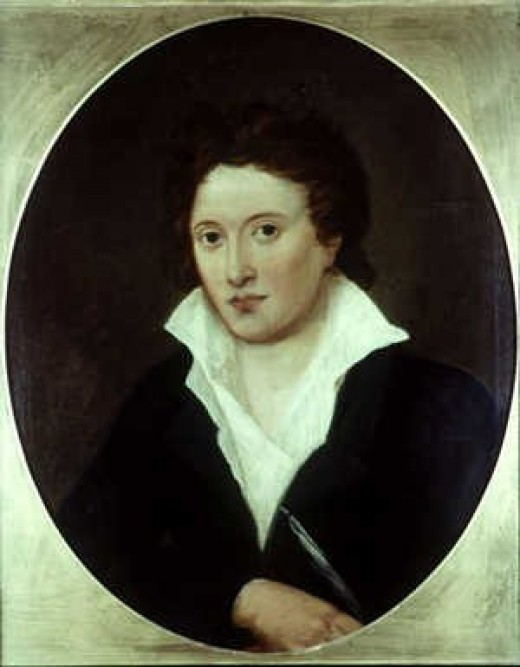 Percy Bysshe Shelley. Image Credit : ocw.nd.edu