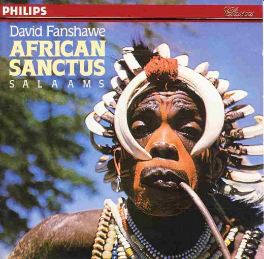 The original Philips recording of African Sanctus