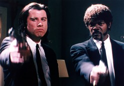 How to dress like John Travolta and Samuel L. Jackson in Pulp Fiction