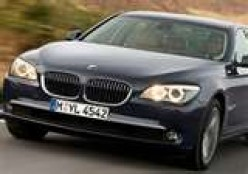 2009 BMW Series 7
