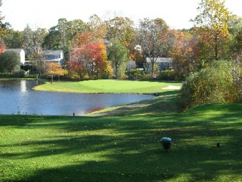 Fifth Hole, Oak Hills Golf Course, Norwalk, Connecticut