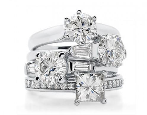 moissanite- a beautiful diamond alternative