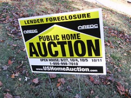 Take action to prevent foreclosure immediately.