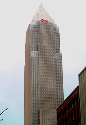 Key Tower, Cleveland, Ohio