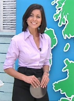 lucy verasamy weather girl on sky news. Whats behind Lucy's flap?
