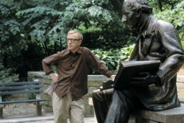 Woody Allen plays a fatherly role in this movie masterpiece about life and knowing how to stand up for one's self.