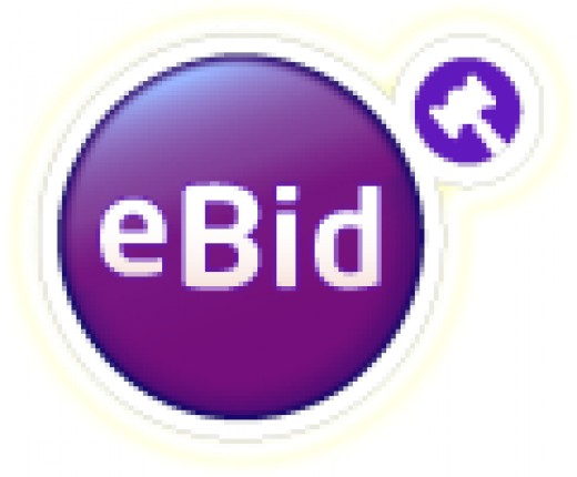 The New Ebid Logo.