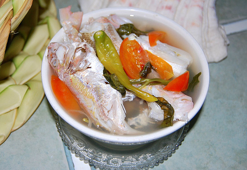 Yummy Fish Sinigang