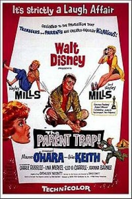 The parent trap is one of the best early disney films which did not use animation!