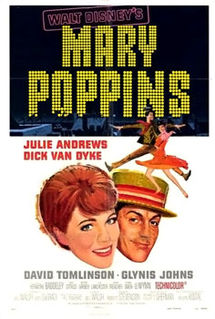 Mary Poppins is one of the worlds best known Disney movies!