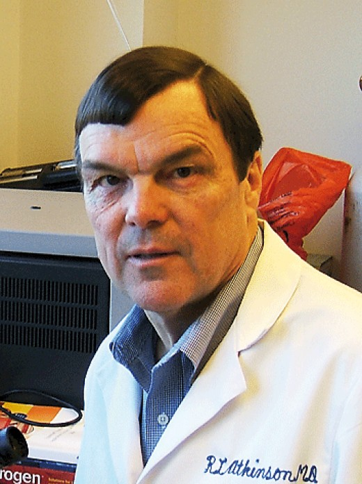Professor Richard Atkinson, USA Richard Atkinson is a US physician who has worked in obesity research and treatment for over 30 years.
