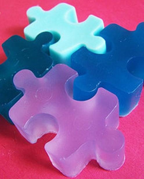 Jigsaw Soap!
