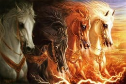 Four Horses of the Apocalypse http://www.disclose.tv/