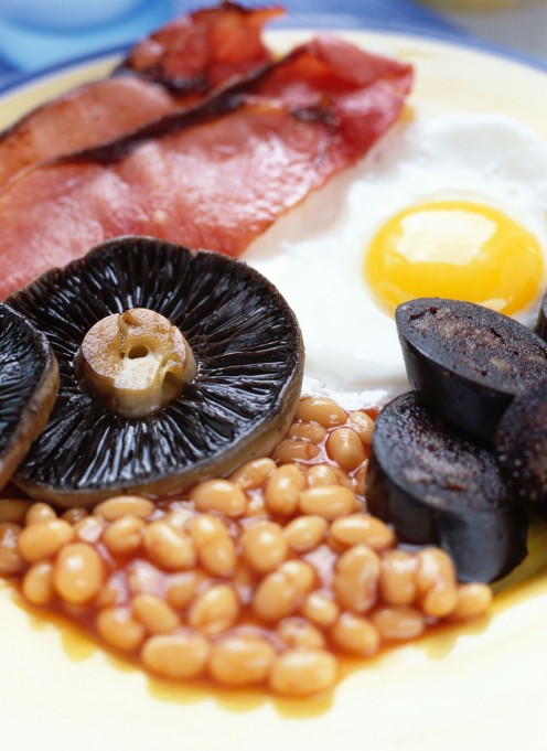 Eat a hearty breakfast and have a healthy start to your day.