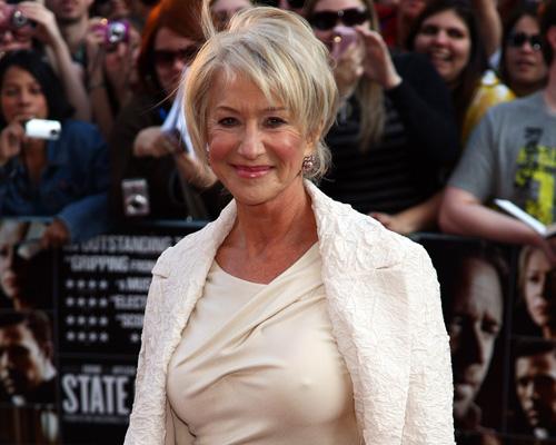 Helen Mirren age 63