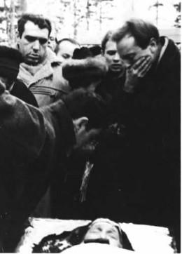 Akhmatova's Funeral
