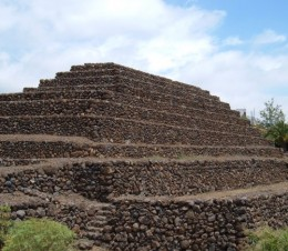 Pyramid in Guimar Photo by Steve Andrews
