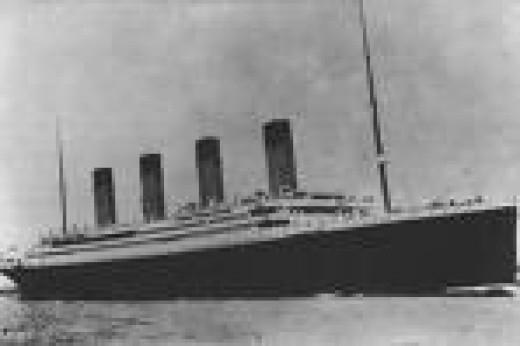 White Star Lines' R.M.S. Titanic