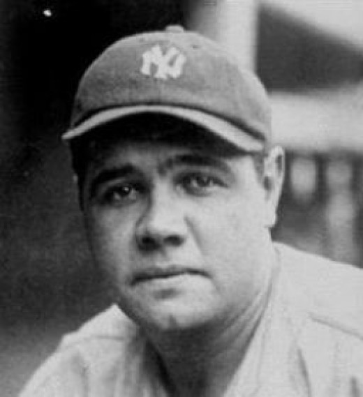 Babe Ruth , Outfielder , Pitcher