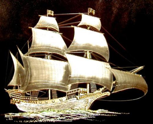"""""""HMS Revenge"""""""