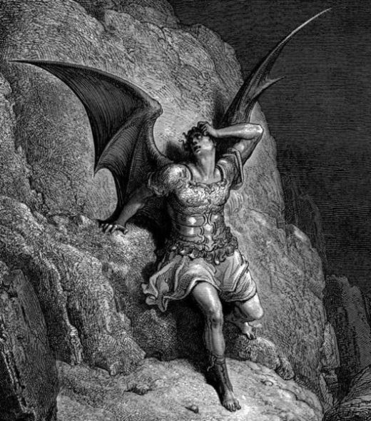 Classic depictions of Satan