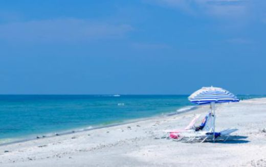 Sanibel Island vacations mean awesome beaches!