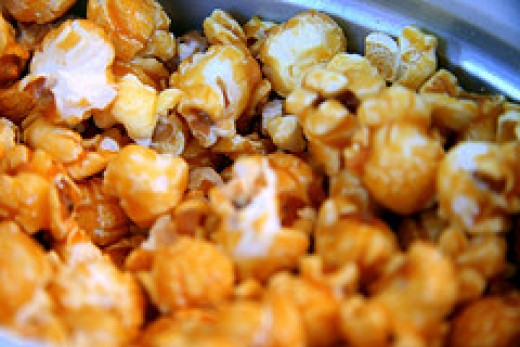 Caramel Corn (Photo from Flickr)