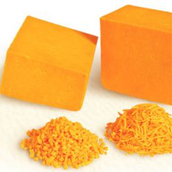 Red Leicester. A Great Alternative To Cheddar