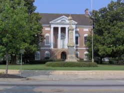 Memories of the Lancaster County Courthouse