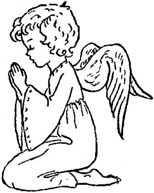 During and after prayers, we often feel like an angel and that we can do no wrong.