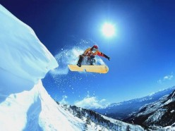 Snowboarding Events at the 2010 Winter Olympics in Vancouver