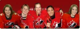 Team Canada 2010 - photo credit: goodasgoldopen.ca