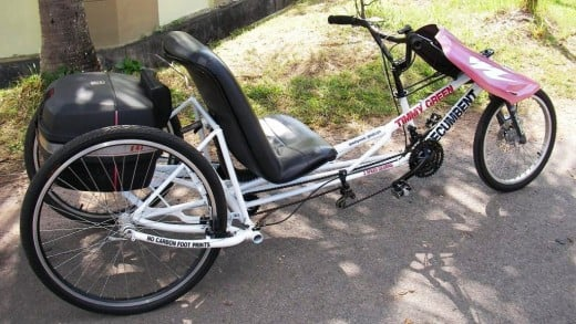 Recumbent Trikes For Adults Delta Recumbent Trike