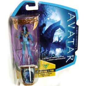 Avatar Action Figure Neytiri With i-Tag Click on any Amazon link to buy.