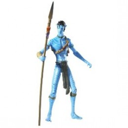 'Avatar Na'vi Jake Na'vi Action Figure' Just click on any Amazon link to buy.