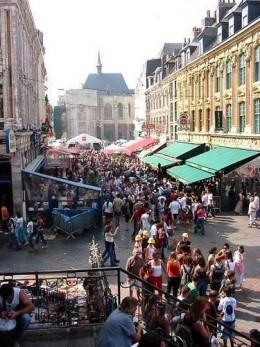 Lille street Market