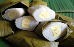 Nagasari Cakes