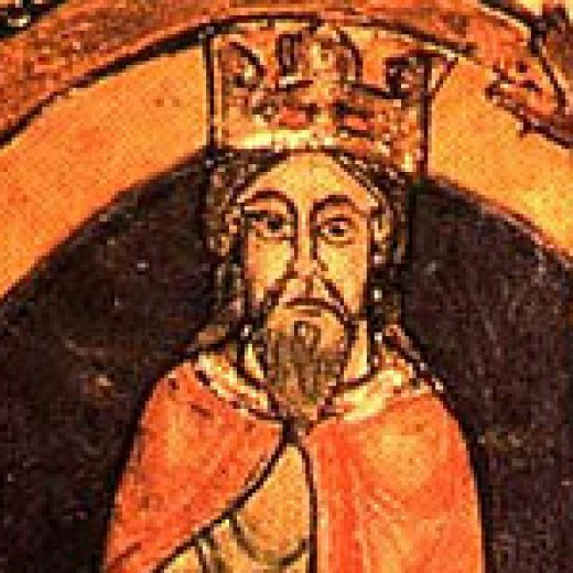 KING DAVID OF SCOTLAND