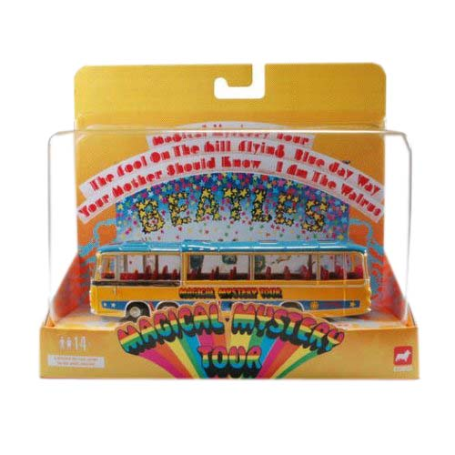 The 1997 Corgi Magical Mystery Tour Coach