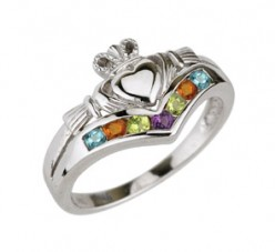 Irish Claddagh Ring - Meaning and History