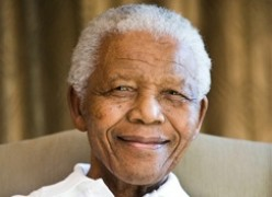 What happened in South Africa  after Nelson Mandela was released from prison
