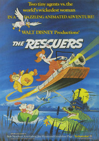The Rescuers brings some helpful mice to the rescue of a kidnapped orphan!