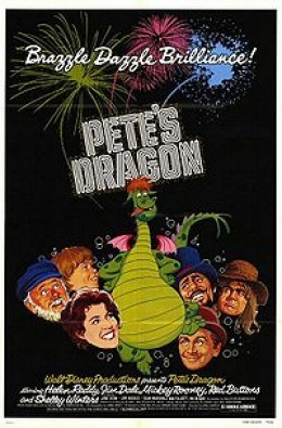Pete's Dragon is a great childrens Disney movie!