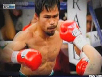 "Manny ""Pacman""  Pacquiao was conferred by BWAA as the Fighter of the Decade"
