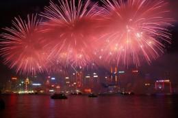 Fireworks galore!!!