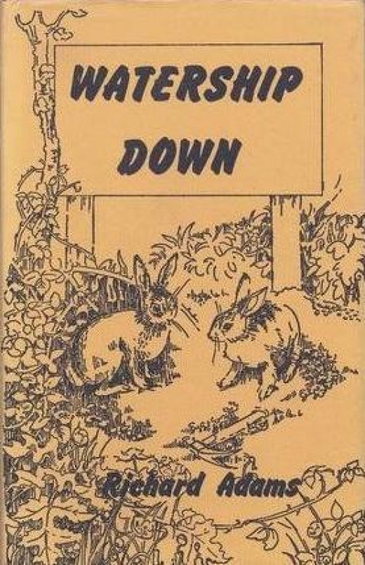 """Watership Down has been described as an allegory, with the labours of Hazel, Fiver, Bigwig, and Silver """"mirroring the timeless struggles between tyranny and freedom, reason and blind emotion, and the individual and the corporate state."""""""