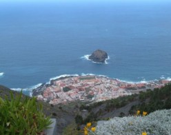 Garachico in Tenerife survived a volcanic eruption long ago