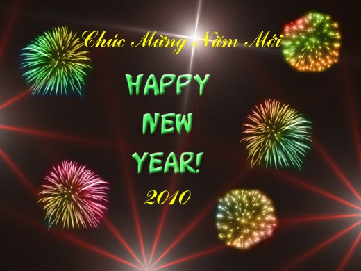 Vietnamese Lunar New Year - Tet Nguyen Dan