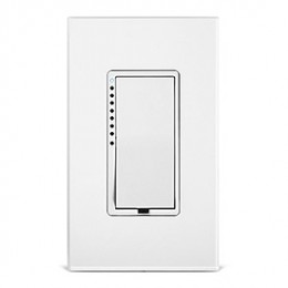 SwitchLinc Relay - INSTEON Remote Control On/Off Switch (Non-Dimming), White -- image credit: SmartHome